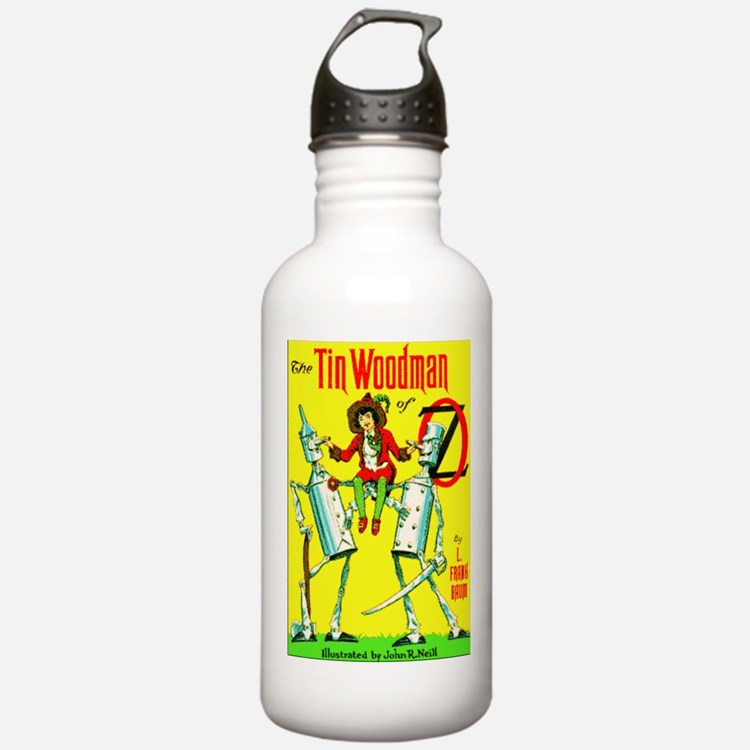 Woodman Water Bottle