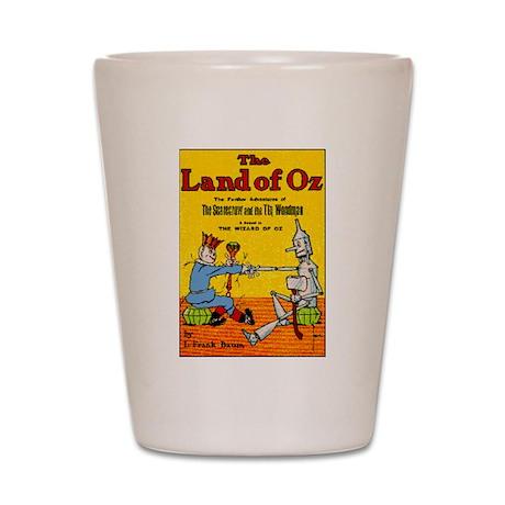 Land Of Oz Shot Glass