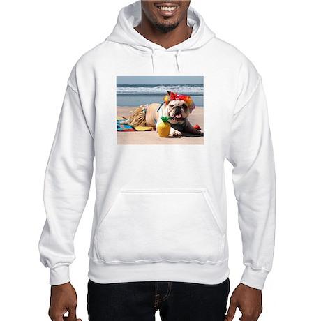 Tiki Girl Hooded Sweatshirt