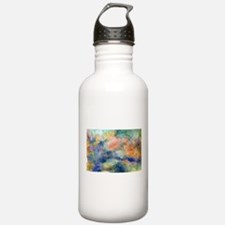 Abstract Sports Water Bottle