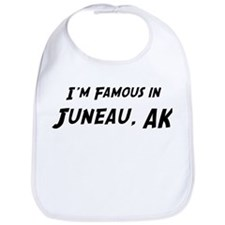 Famous in Juneau Bib