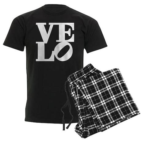 Velo Love Men's Dark Pajamas