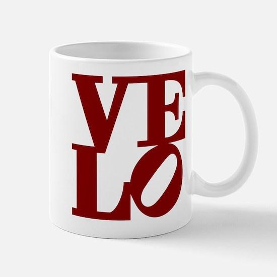 Velo Love Mug