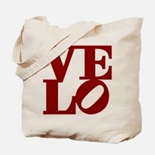 Velo Love Tote Bag