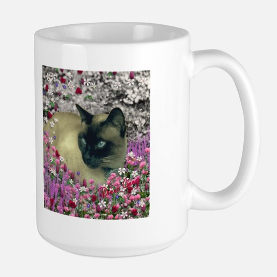 Stella in Flowers Mugs