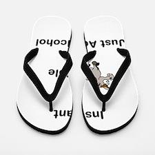AHOLE Flip Flops
