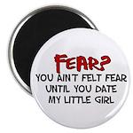 Date my Little Girl Magnet
