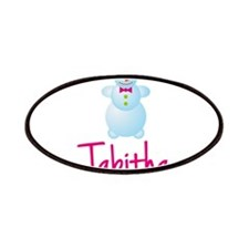 Tabitha the snow woman Patches