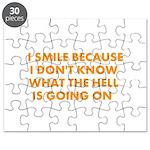 I smile merchandise Puzzle