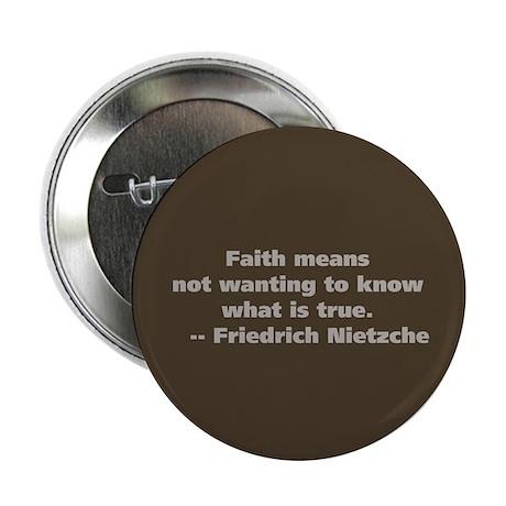 Faith Means Button