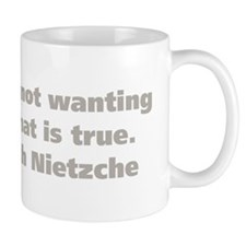 Faith Means Coffee Mug