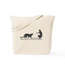 Funny Himalayas Tote Bag