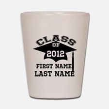 Customizable Senior Shot Glass