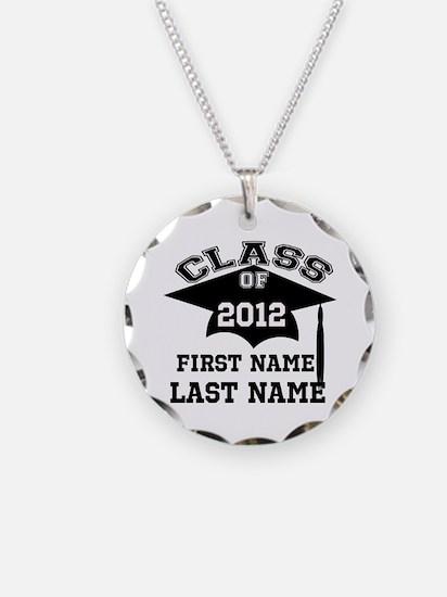 Customizable Senior Necklace