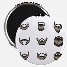 """Beards - They Grow On You 2.25"""" Magnet (100 pack)"""