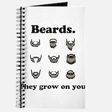 Beards - They Grow On You Journal