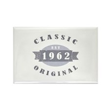 1962 Classic Original Rectangle Magnet