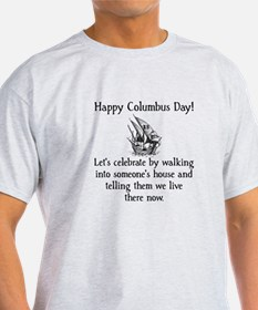 Happy Columbus Day T-Shirt