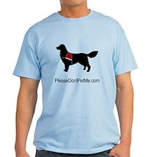 Respiratory Alert Dog Keep Back T-Shirt