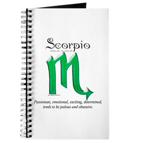 Scorpio 1 Journal