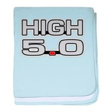 HIGH 5.0 baby blanket