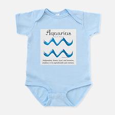 Aquarius 1 Infant Creeper