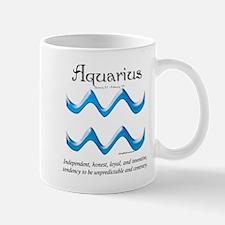 Aquarius 1 Mug