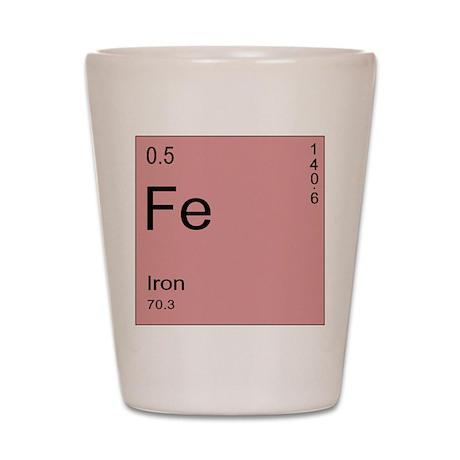 Fe Shot Glass