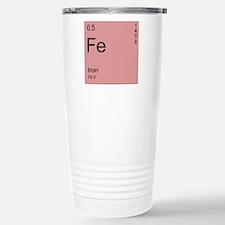 Fe Stainless Steel Travel Mug