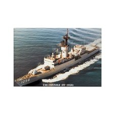 USS CONNOLE Rectangle Magnet