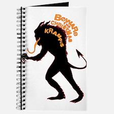 Beware the Krampus Journal