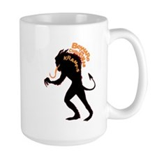 Beware the Krampus Mug