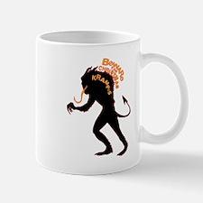 Beware the Krampus Mug