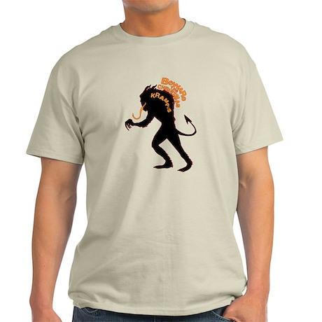 Beware the Krampus Light T-Shirt