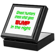 Ghost Hunters Bump in Night Keepsake Box