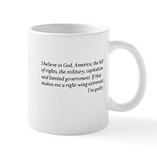 Proud Right Winger Mug