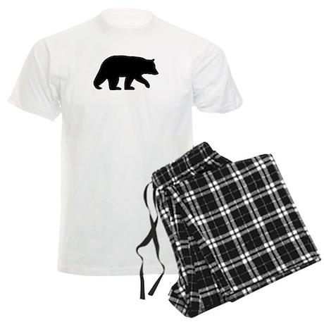 Black Bear Men's Light Pajamas