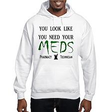 Pharmacy - Need Your Meds Jumper Hoodie