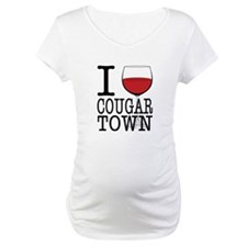 I Wine (Heart) Cougar Town Shirt