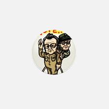 Kim Jong il...NOPE! Mini Button