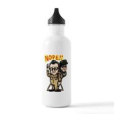 Kim Jong il...NOPE! Water Bottle