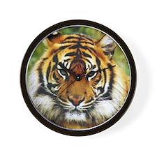 Tiger Photo Wall Clock