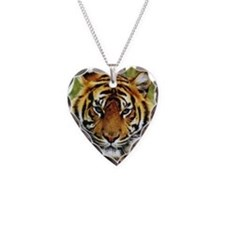 Tiger Photo Necklace