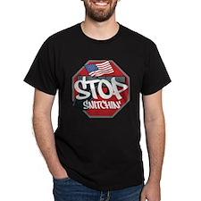 NEW 2012 STOP SNITCHIN T-SHIRT #1 PREMIUM DARK TEE