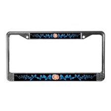 Butterflies License Plate Frame