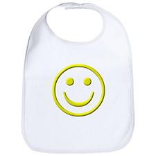 HAPPY FACE Bib