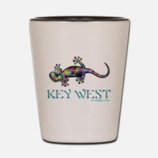 Funny West Shot Glass