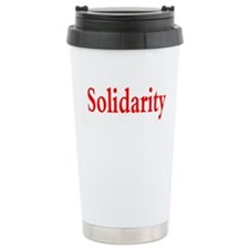 Solidarity Travel Coffee Mug