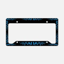 Butterflies License Plate Holder