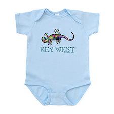 Cute Florida keys Infant Bodysuit